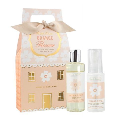 House,Gift,-,Orange,Flower,House Gifts, Fragrance, Christmas