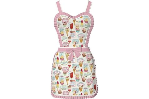 Retro,Treats,Apron, Tea Party, Christmas, Gifts, cakes, Baking