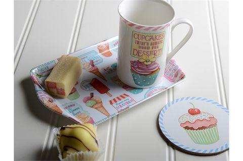 Retro,Treats,Time,for,Tea,Gift,Set, Tea Party, Christmas, Gifts, cakes, Baking, Vintage