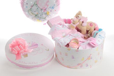 Baby Gifts Collection - A Gift Basket from Heaven