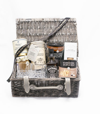 Jack,Daniels,Luxury,Crystal,Hamper,Corporate Hampers, Luxury Hamper, Whisky Hampers, Jack Daniel