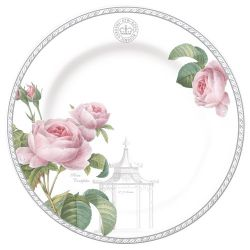 Royal,Botanic,Gardens,,Set,Of,4,Fine,China,Large,Dinner,Plates,Wedding Gift, Gifts