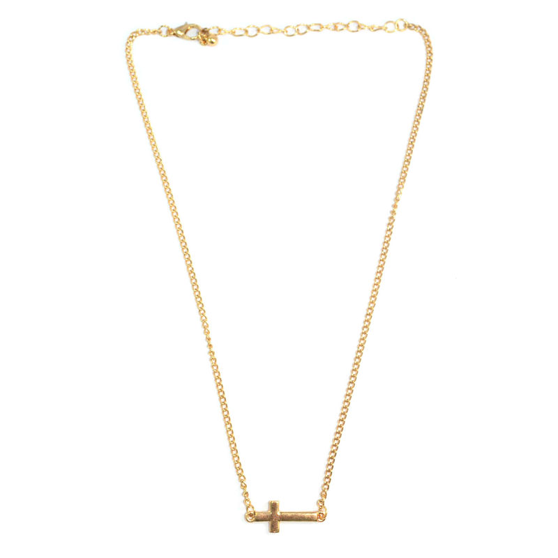 CROSS NECKLACE - product image
