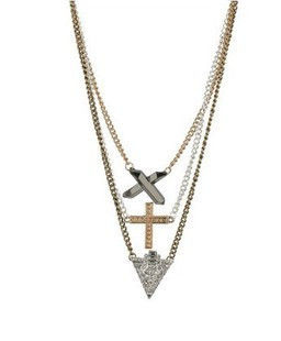 CROSS,AND,CRYSTAL,MULTI,PACK,NECKLACE