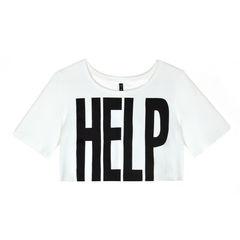 CROP,HELP,TEE,rings