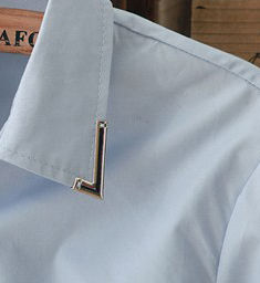 COLLAR TIP TAILORED SHIRT - product image