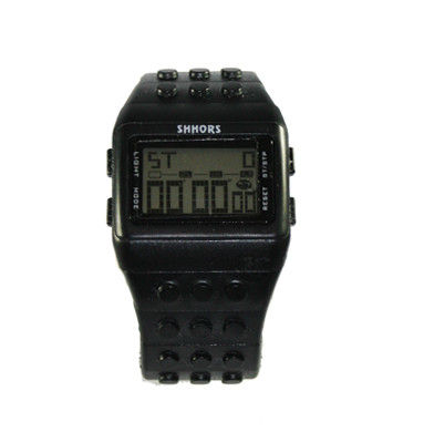 BLACK LEGO WATCH - product image