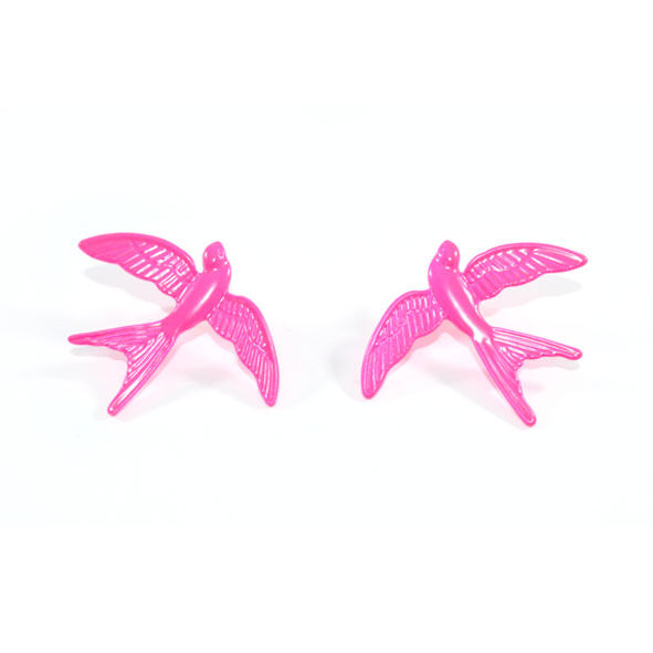 BIRD EARRINGS - product image