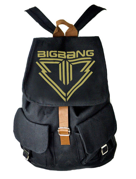 BIG BANG CANVAS BACKPACK - product images  of