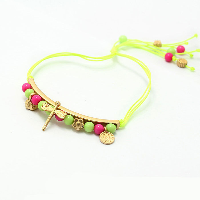 BEADS AND PENDANTS BRACELET - product image