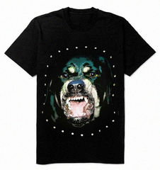 ANGRY,DOG,TEE,T-shirts