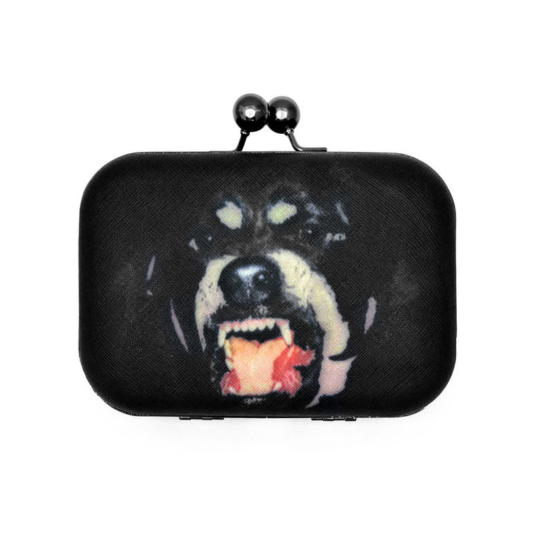 111 ANGRY DOG CLUTCH BAG - product images  of