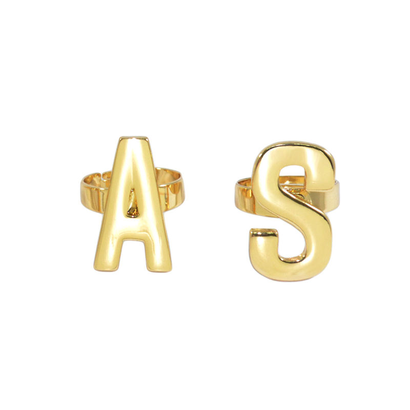 ALPHABETIC CHARACTER RING - product image