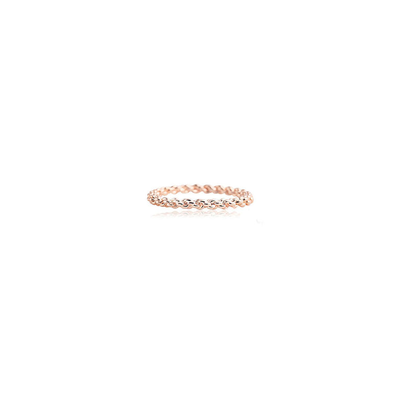 ABOVE KNUCKLE MINIMAL MIDI RING - product image