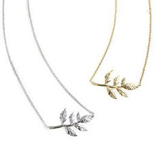 METALLIC,LEAF,NECKLACE,111,vendor-unknown,Cart2Cart