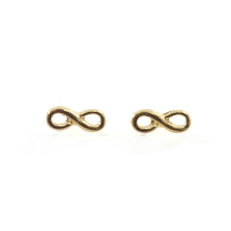 INFINITY EARRINGS - product image