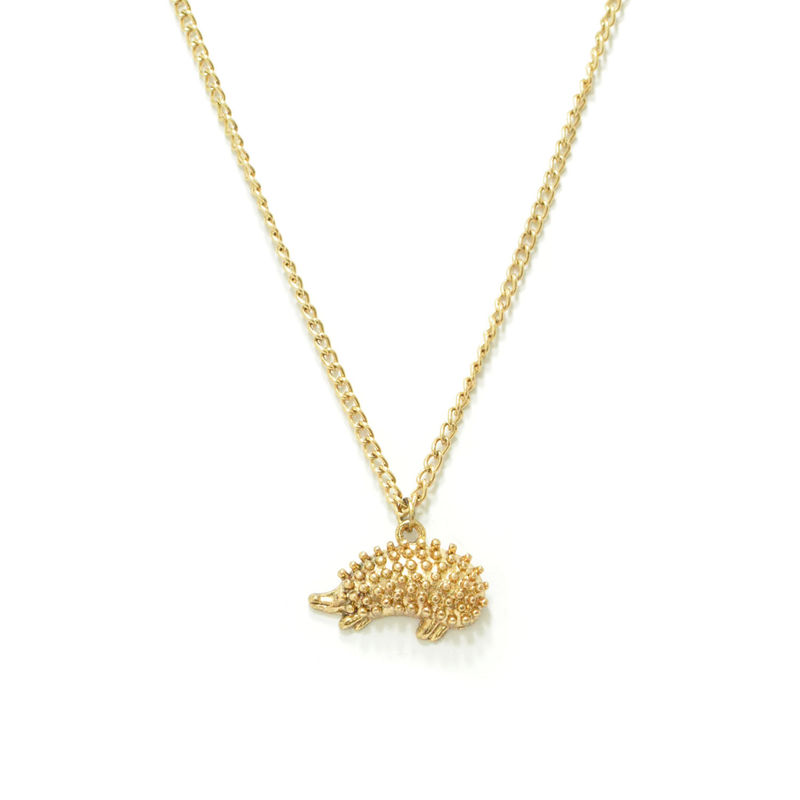 HEDGEHOG NECKLACE - product image