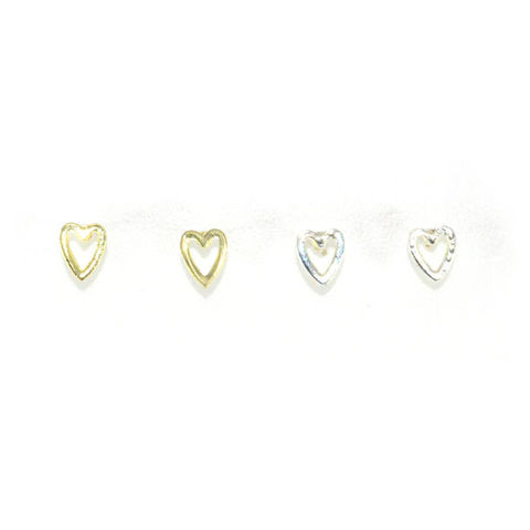 HEART,EARRINGS