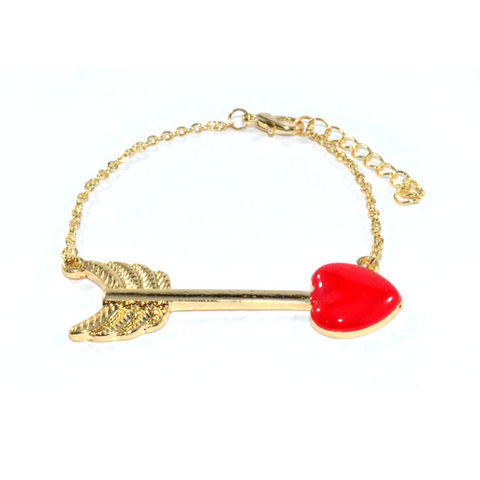 HEART,ARROW,BRACELET,vendor-unknown,Cart2Cart