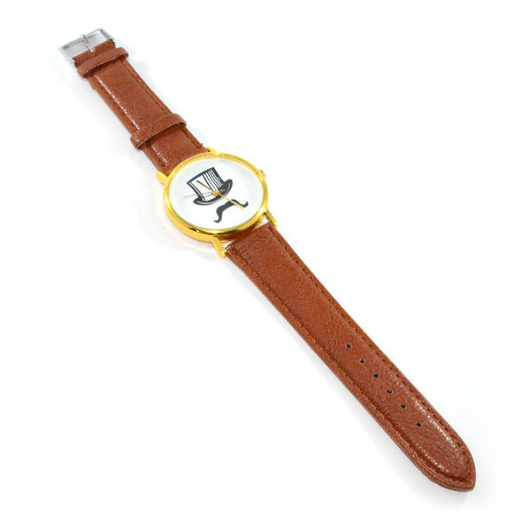 HAT AND MUSTACHE WATCH - product image