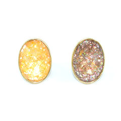 GOLD,TONE,EDGE,WITH,SPRINKLE,CRYSTAL,RING