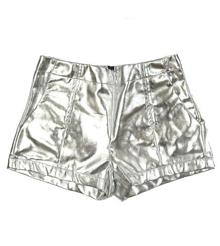 GO,METALLIC,SHORTS