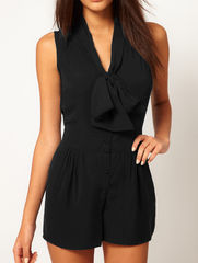 FRONT,BOW,PLAYSUIT