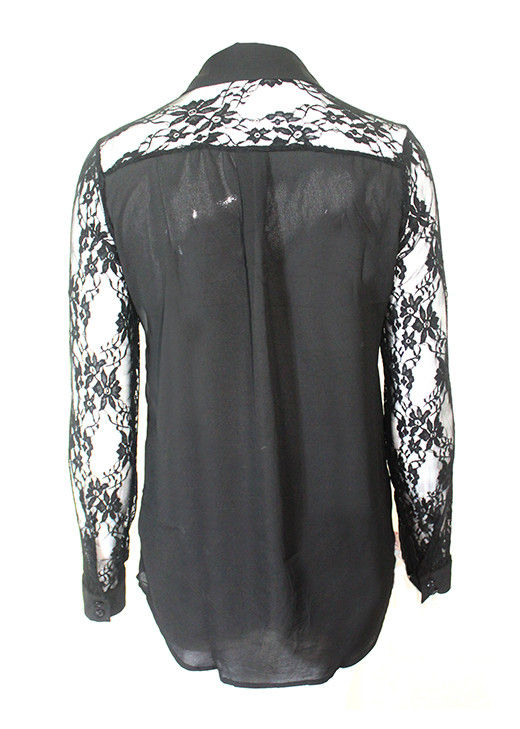 FLORAL SLEEVE SHIRT - product image