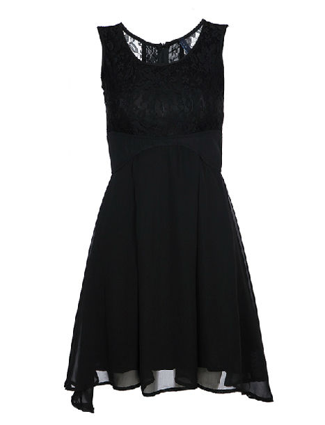 FLORAL LACE DRESS - product image