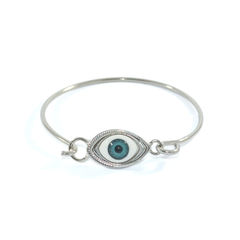 EYE,BANGLE,EYE BANGLE , EYE BRACELET,EYE BALL BANGLE, EYE BALL BRACELET, EYEBALL BRACELET, EYEBALL BANGLE, SILVER EYE BANGLE