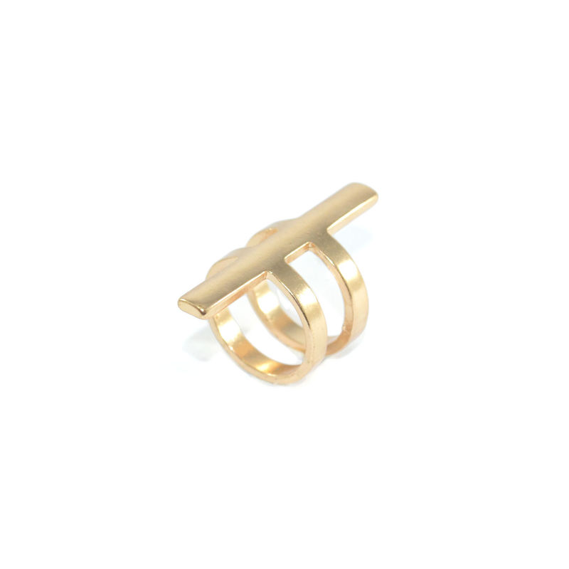DOUBLE LAYER RING - product image
