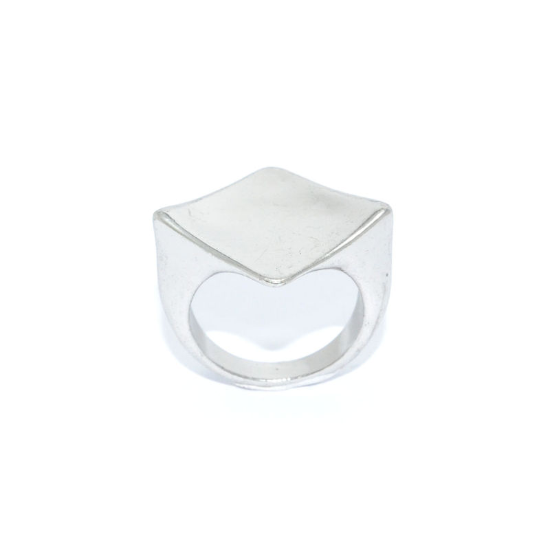 CURVE SQUARE RING - product image