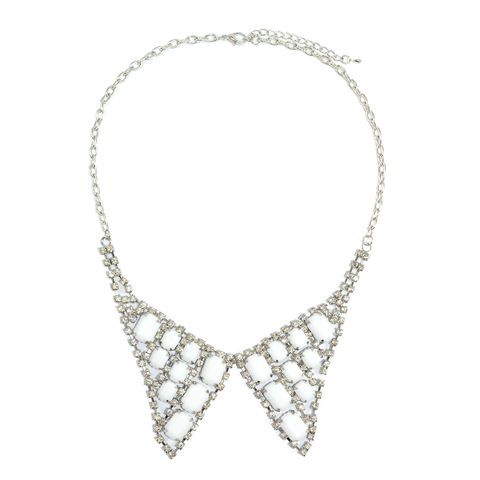 CRYSTAL,COLLAR,NECKLACE