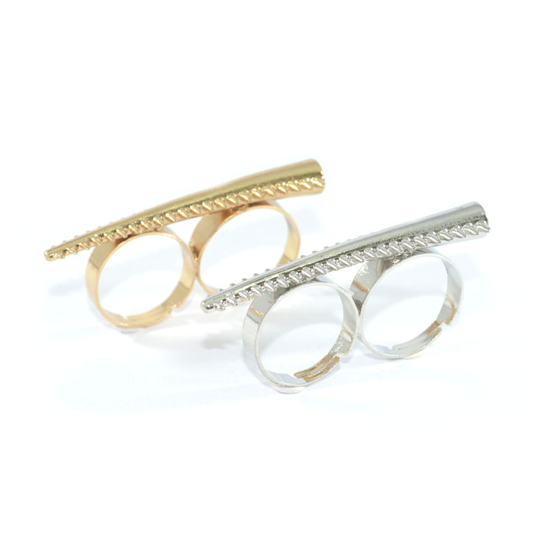 SAWTOOTH DOUBLE RING - product image