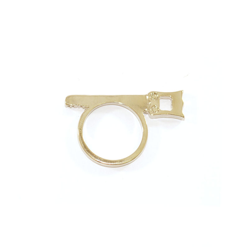 SAW RING - product image