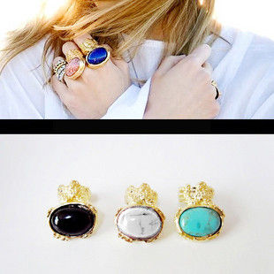 PRECIOUS STONE RING - product image