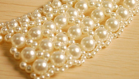 PEARL COLLAR NECKLACE - product image