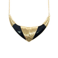 PATTERN,TUSK,COLLAR,NECKLACE