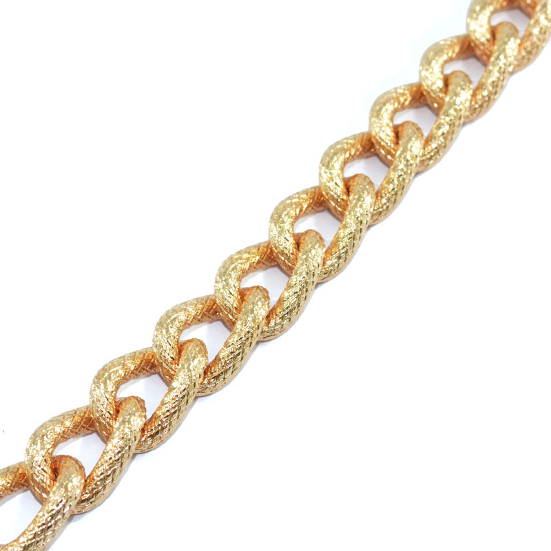 PATTERN CHAIN LINK BRACELET - product image