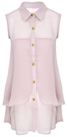 PASTEL,LAYERED,BLOUSE