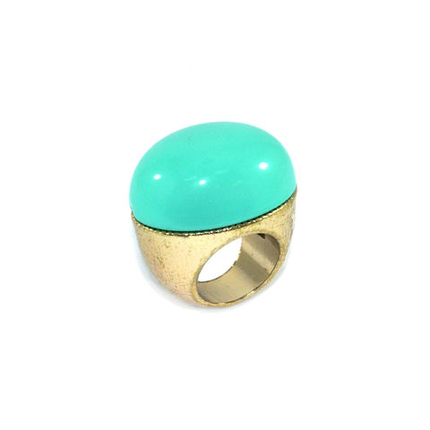 OVAL,STONE,RING,cheap rings, large pastel ring