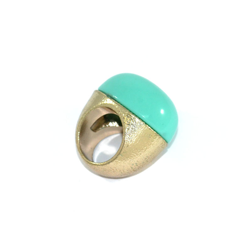 OVAL STONE RING - product image