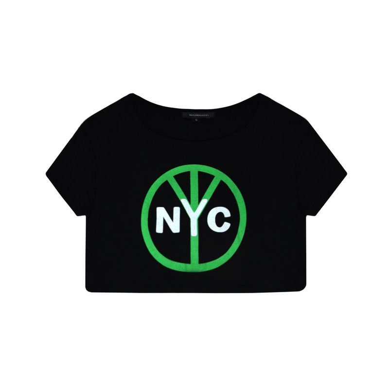 NYC PEACE SIGN TEE - product image