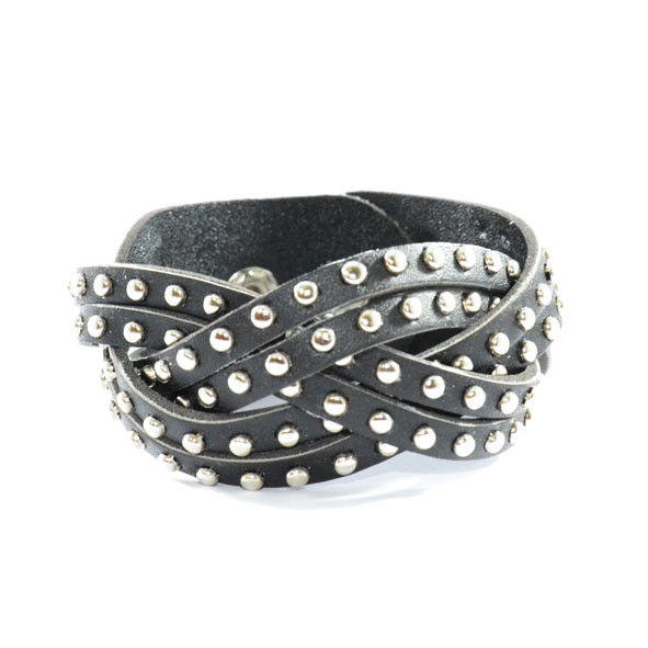 MULTI MINI STUD BRACELET - product image