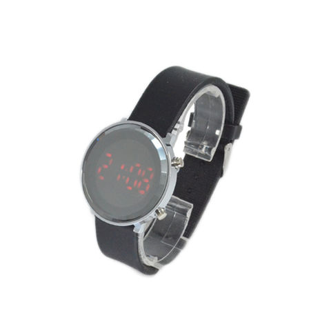MINIMAL,ROUND,WATCH,-,BLACK