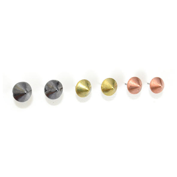 MINIMAL CONICAL EARRINGS - product image