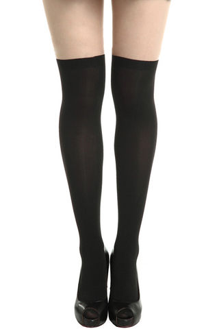 MINIMAL,BLACK,TIGHTS