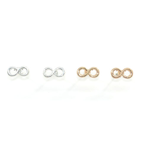MINI,INFINITY,EARRINGS