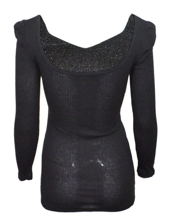 METALLIC SHIMMER TOP - product image