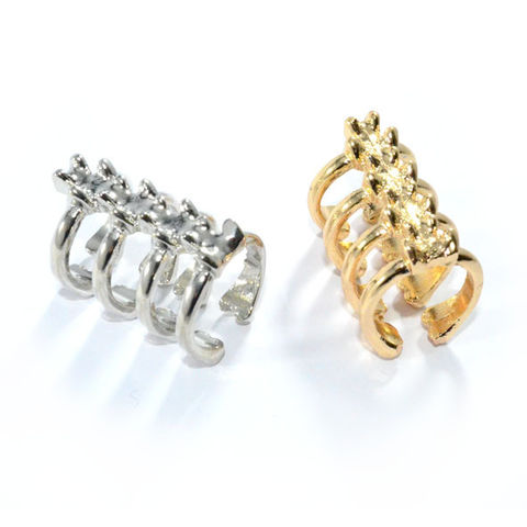 METAL,SPINE,RING,spine ring, long spine ring, long bone ring, long skeleton ring